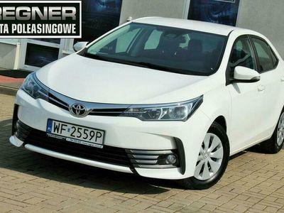 używany Toyota Corolla Premium Salon PL FV23% ASO LED Tempomat Pre-Collision Gwarancja Seria E16 (2012-)