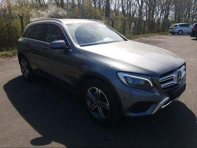 używany Mercedes GLC250 2.2dm 204KM 2017r. 182 954km