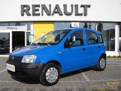 używany Fiat Panda 1.1 2005 r.