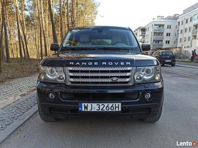 używany Land Rover Range Rover Sport S