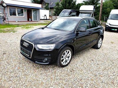 używany Audi Q3 Q3 I (8U)2.0 TDI Quatro Hak 2x S-line Navi Xenon S
