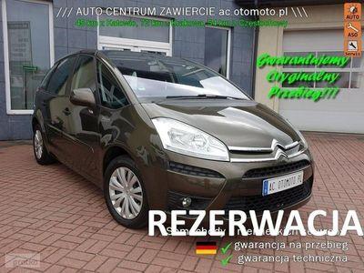 używany Citroën C4 Picasso I 1.6 diesel 1 właściciel super stan