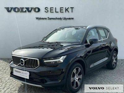 używany Volvo XC40 XC40D3 AWD Inscription aut