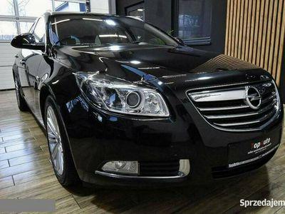 używany Opel Insignia 2.0cdti * COSMO * xenon* navi *161km*led*bezwypadkowy*GWARANCJA*FILM * A (2008-2017)