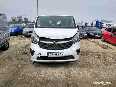 używany Opel Vivaro Vivaro Brutto,,1.6 CDTI MR`14 E6c 2.9t L2H1 Edition II (2014-)
