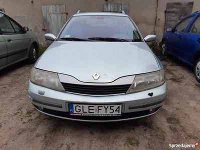 używany Renault Laguna II 2003r 2.0benz długie opłaty