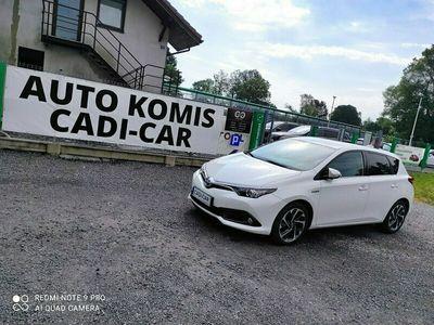 używany Toyota Auris 1.8dm 136KM 2015r. 45 000km