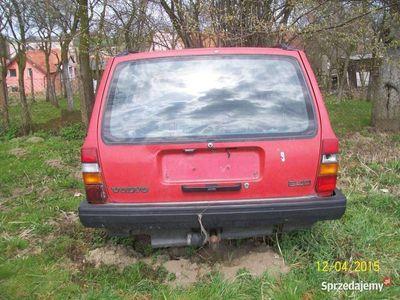 używany Volvo 240 kombi 2,4 diesel