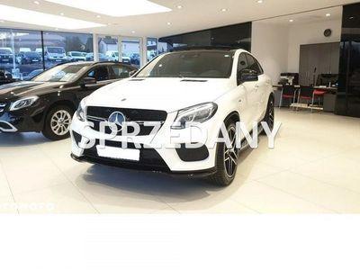 używany Mercedes GLE400 3dm 390KM 2018r. 23 205km