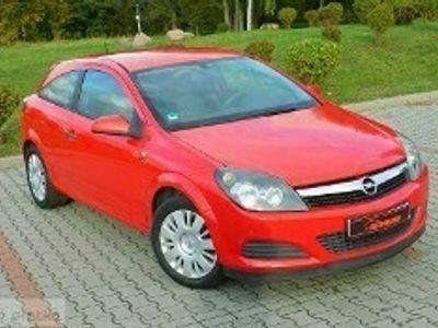 używany Opel Astra GTC Astra H Zarejestrowany - benzyna -