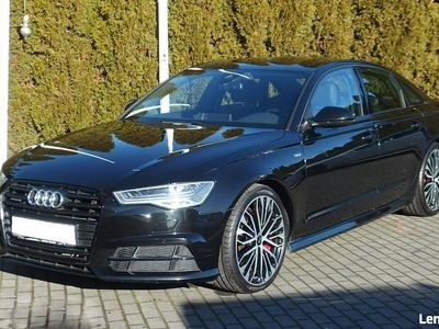 używany Audi A6 3dm 326KM 2016r. 38 000km