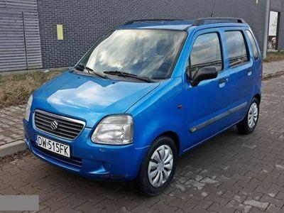 używany Suzuki Wagon R+ 1.3dm 76KM 2000r. 201 000km