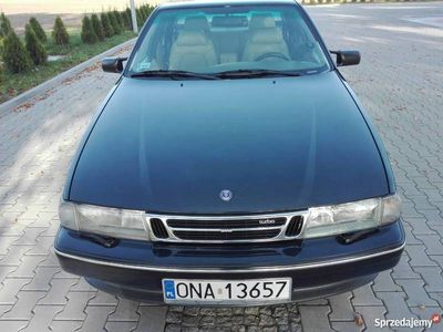 używany Saab 9000 CDE turbo 230 KM LPG