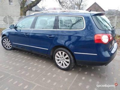używany VW Passat b6 2.0 TDI 8V 2005r.