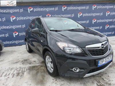 używany Opel Mokka 1.6dm3 115KM 2015r. 35 285km ABS