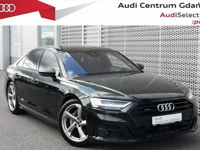 używany Audi A8 3dm 286KM 2019r. 57 779km