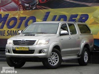 używany Toyota HiLux VII Zabudowa, gwarancja przebiegu, VAT MARŻA
