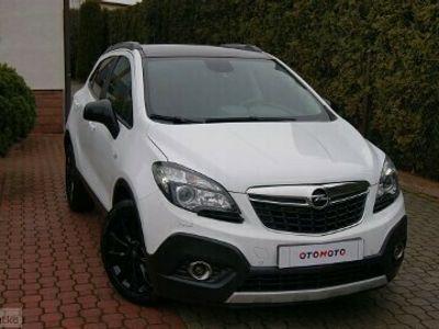 używany Opel Mokka 1.4T 140KM Black Edition, Skóra,Bi Xenon, Navi, 2x