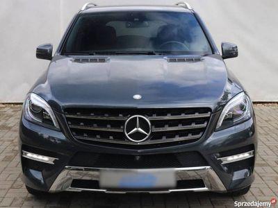 używany Mercedes ML500 4M AMG; VAT23%, Leasing