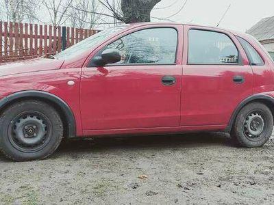 używany Opel Corsa c 1.2 LPG