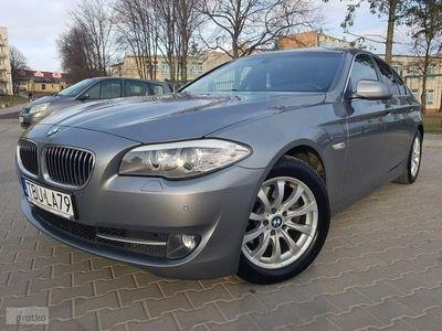 używany BMW 520 seria 5 2dm3 184KM 2012r. 182 000km i ! Oryginalny lakier ! 100% bezwypadkowy ! Serwisowana !