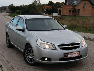 używany Chevrolet Epica Nowy model po Lifcie*2.0D*150 PS*Rata 320zł