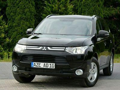używany Mitsubishi Outlander 2.2Di-D(150KM)*4WD*7-Foteli*Xenon*Kamera*I Wł*Alu Felgi*ASO