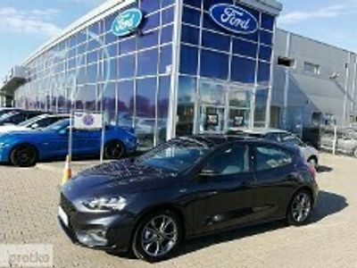 używany Ford Focus Focus IV1.0 Ecoboost 125 KM M6 St - Line 5D