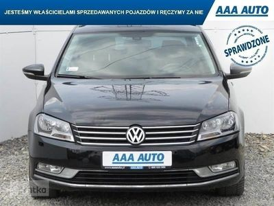 używany VW Passat B7 Klimatronic, Tempomat, Parktronic, Podgrzewane siedzienia