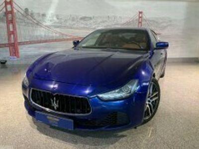 używany Maserati Ghibli Diesel