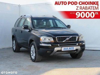 używany Volvo XC90 I Salon Polska, Serwis ASO, 182 KM, 4X4, Automat, Skóra,