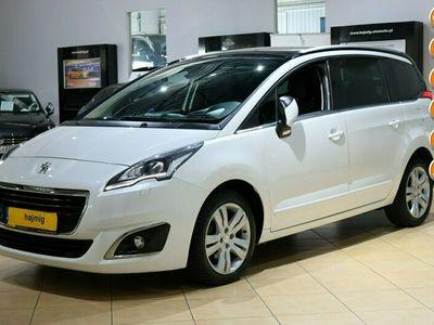 używany Peugeot 5008 2dm 150KM 2016r. 154 000km