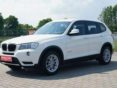używany BMW X3 2dm 183KM 2011r. 173 000km