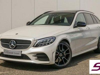 używany Mercedes C160 1.6dm 129KM 2020r. 10km