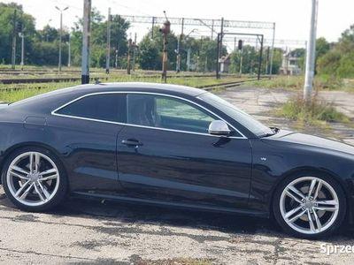 używany Audi RS5 S5, Lakier jak nowy, Rude skóry, Felgi 20'' Bezwyp