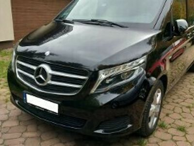 używany Mercedes V250 Klasa V III [W447](BlueTEC) d Avantgarde 7G-Tronic (długi)