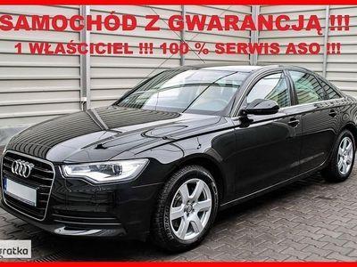 używany Audi A6 IV (C7) AUTOMAT + 1 Właściciel + 100% Serwis + Skóra + Navigacja !!!
