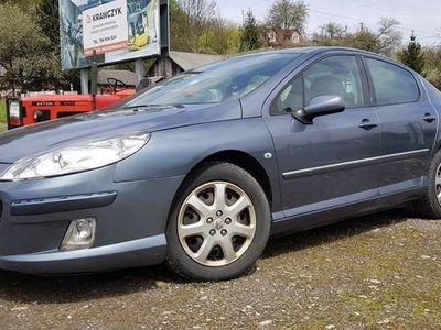 używany Peugeot 407 2,0 HDI/136PS/ ZAREJESTROWANE