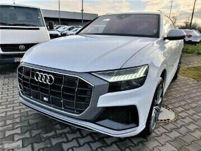używany Audi Q8 Q8 50 TDI quattro 210(286) kW(KM) tiptronic Salon Polskaquattro HD