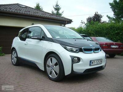 used BMW i3 I 170KM Range Extender 100km - 5pln FV23%