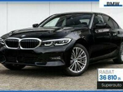 używany BMW 320 SERIA 3 320 2.0 d xDrive (190KM) | SPORT LINE + Live Cockpit + Keyless +