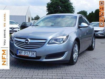 używany Opel Insignia 2.0 CDTI (130 KM) EDITION Automat Salon PL Gwarancja Faktura VAT A (2008-2017)