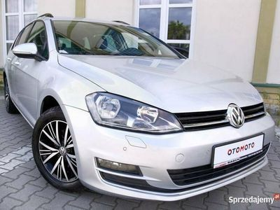 używany VW Golf VII ALLSTARS/DSG/ Klimatronic/Parktronic/Tempomat/Bluetooth/Serwis/GWARA