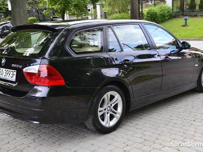 używany BMW 320 d XENON, KLIMATRONIC NAVIGACJA