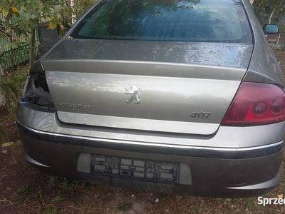 używany Peugeot 407 2004r. dawca