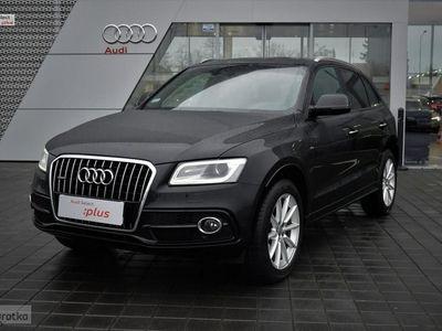 używany Audi Q5 I (8R) 2.0 TDI 190KM Fvat23% SalonPL ASO Gwarancja, Wysogotowo