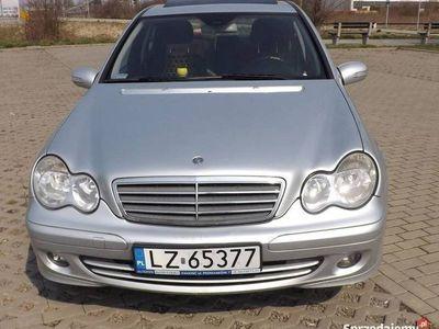 używany Mercedes C230 2,5 V6 204KM - GAZ