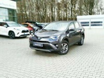 używany Toyota RAV4 IV Hybrid Premium 4x2 Navi Czujniki parkowania Gwarancja Serwisowany FV
