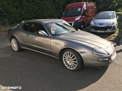 używany Maserati Coupé