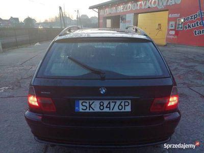 używany BMW 320 d 150 KM z 2004r. Okazja